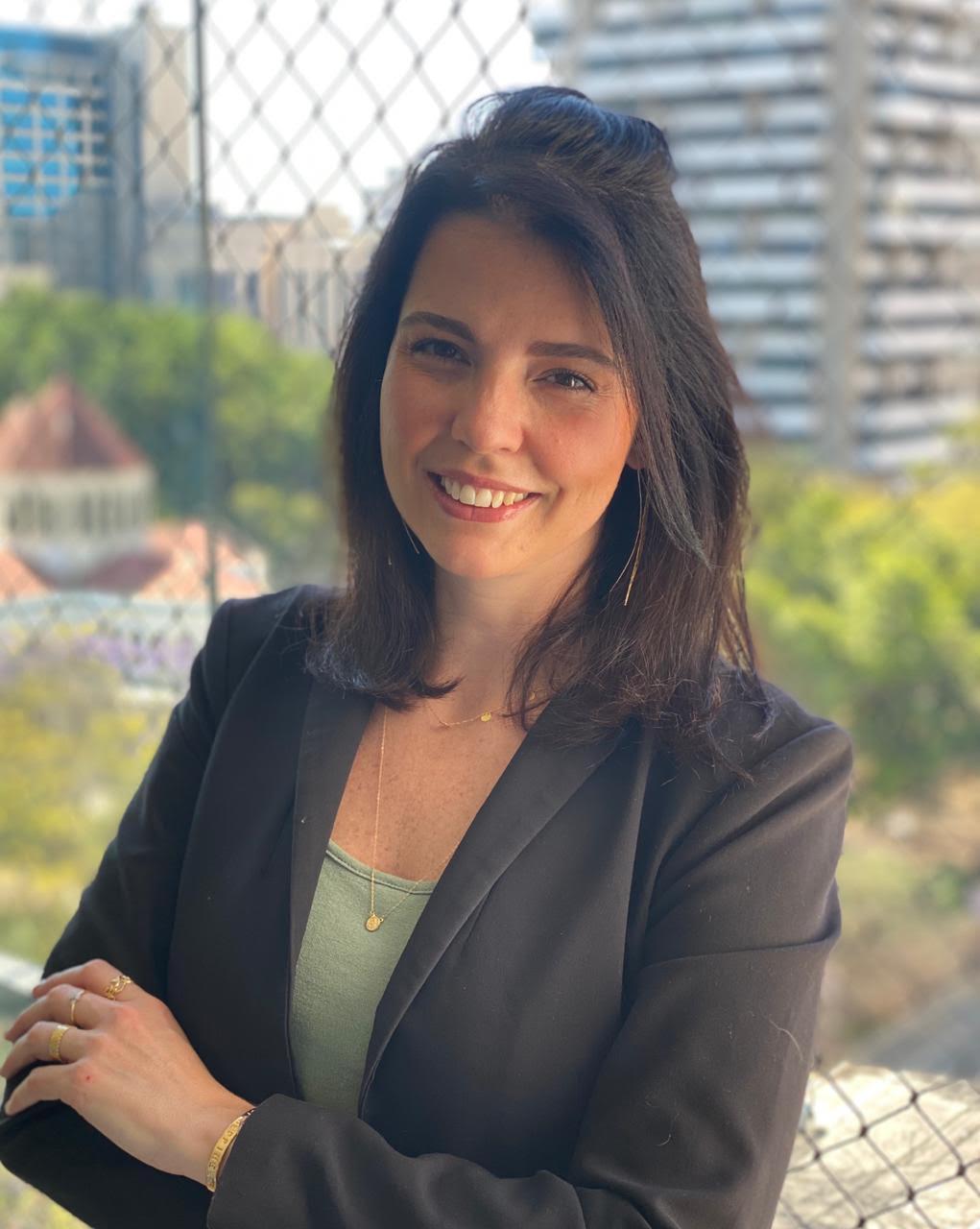 Carolina Florence - Diretora de RH - i4pro